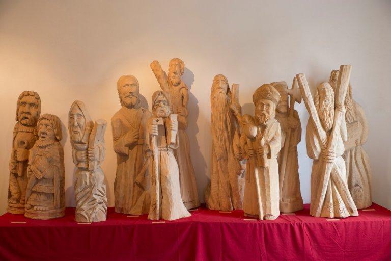 Babín – Galéria ľudového rezbárstva